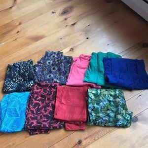 LulaRoe leggings bundle